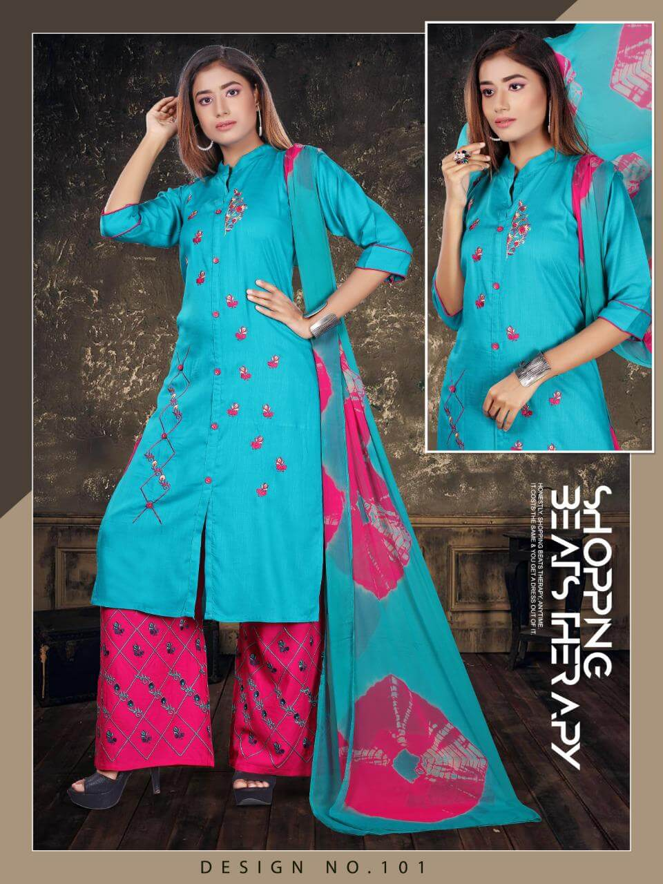 Trendy Samaira collection 6
