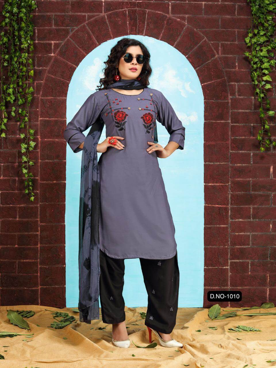 Ft Patiyala Style 1 collection 2