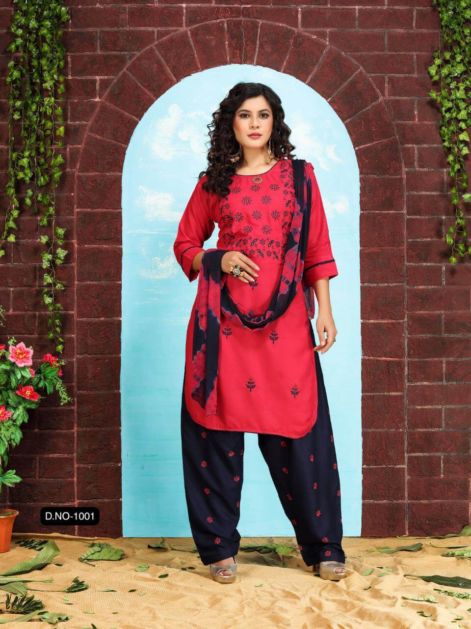 Ft Patiyala Style 1 collection 4