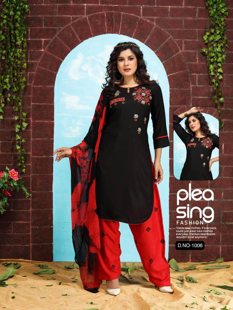 Ft Patiyala Style 1 collection 10