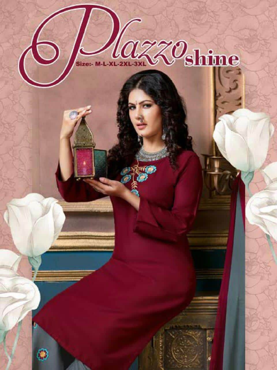 Ft Plazzo Shine collection 10