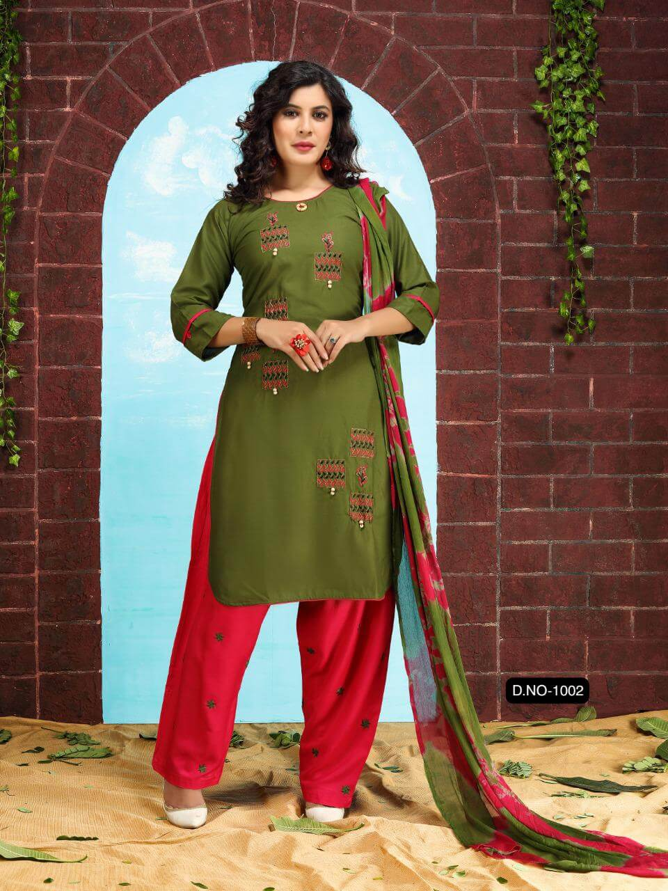 Ft Patiyala Style 1 collection 5