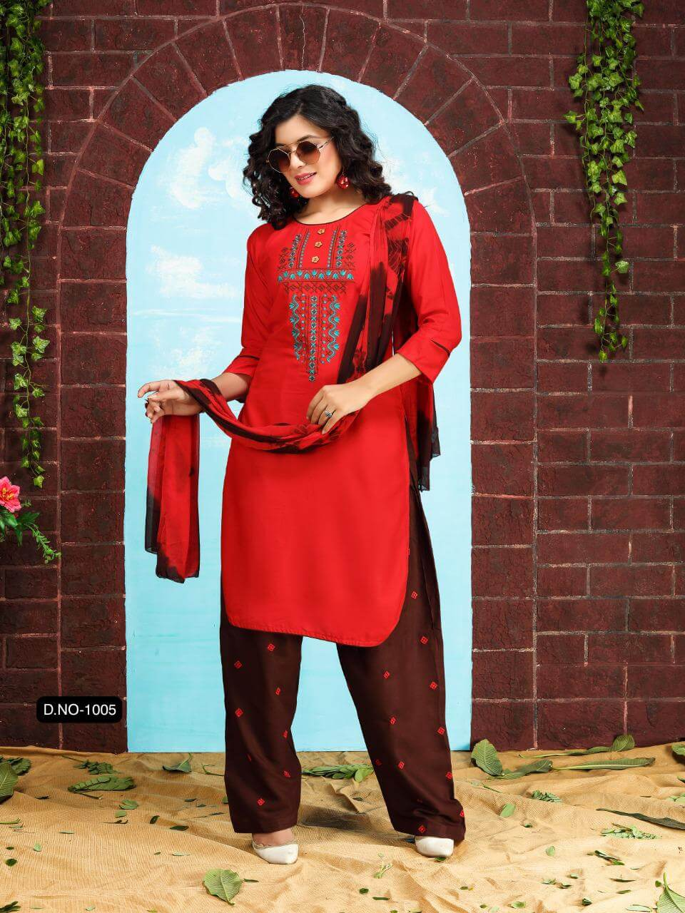 Ft Patiyala Style 1 collection 3