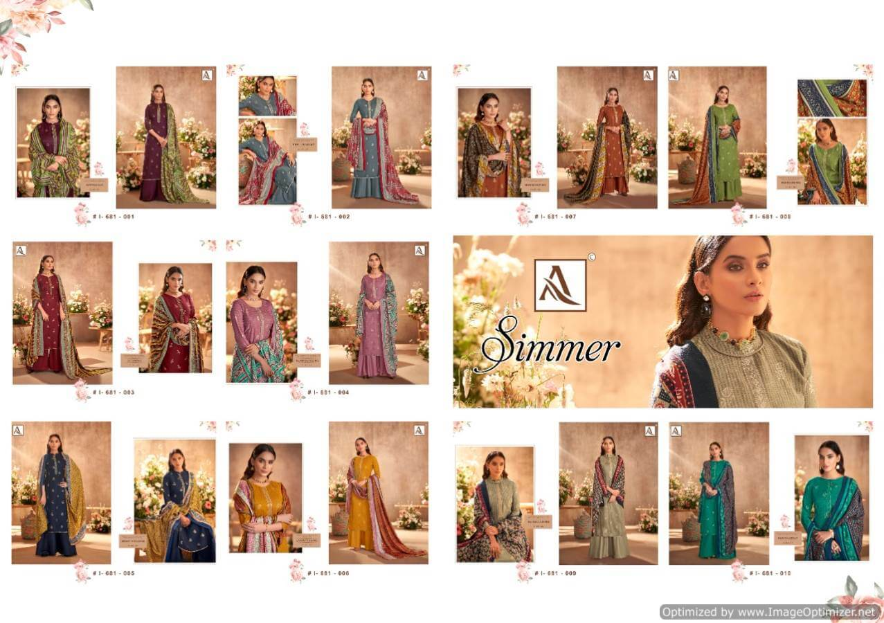 Alok Simmer collection 10