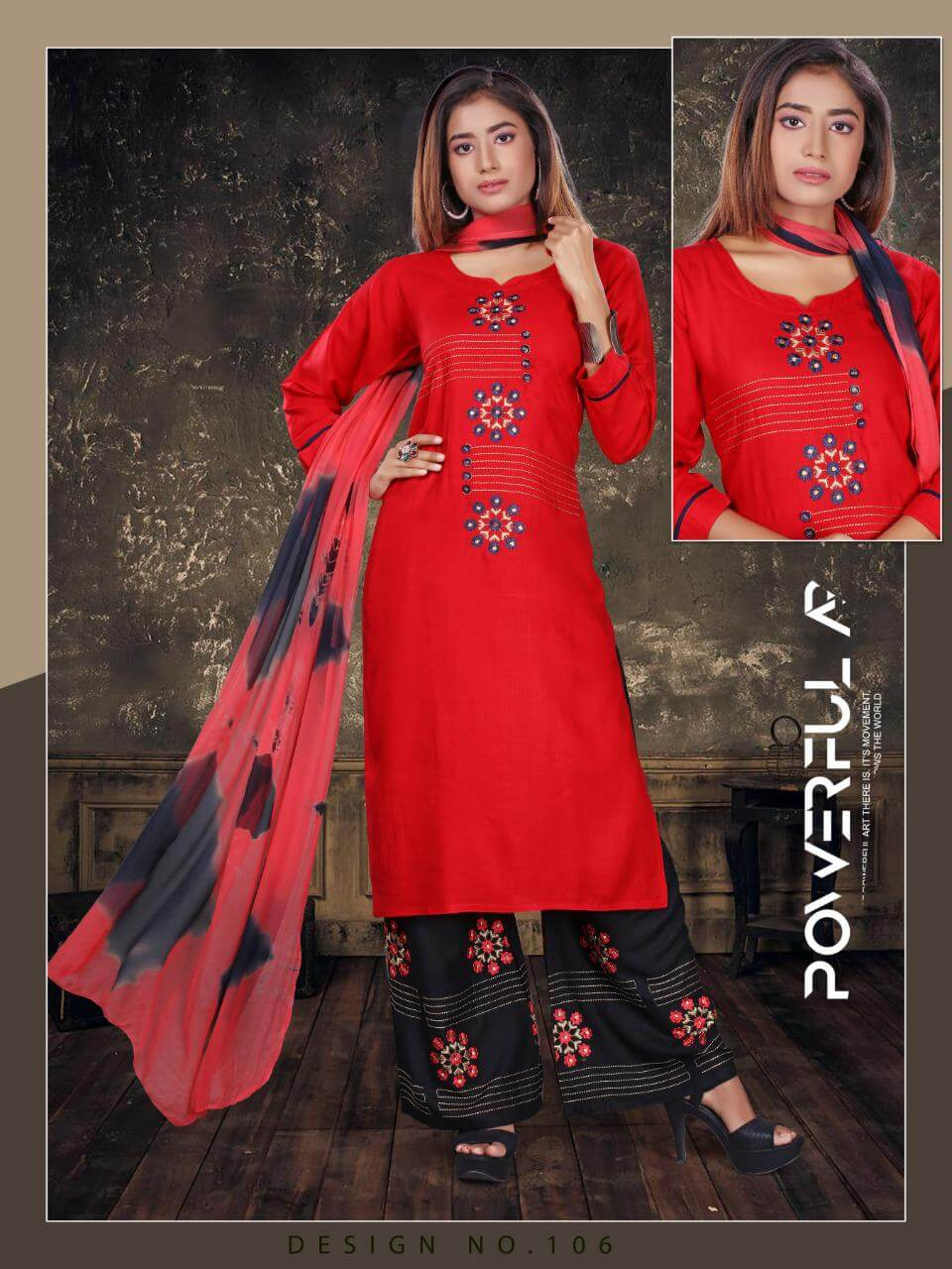 Trendy Samaira collection 1