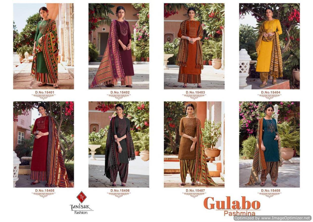 Tanishk Gulabo collection 9