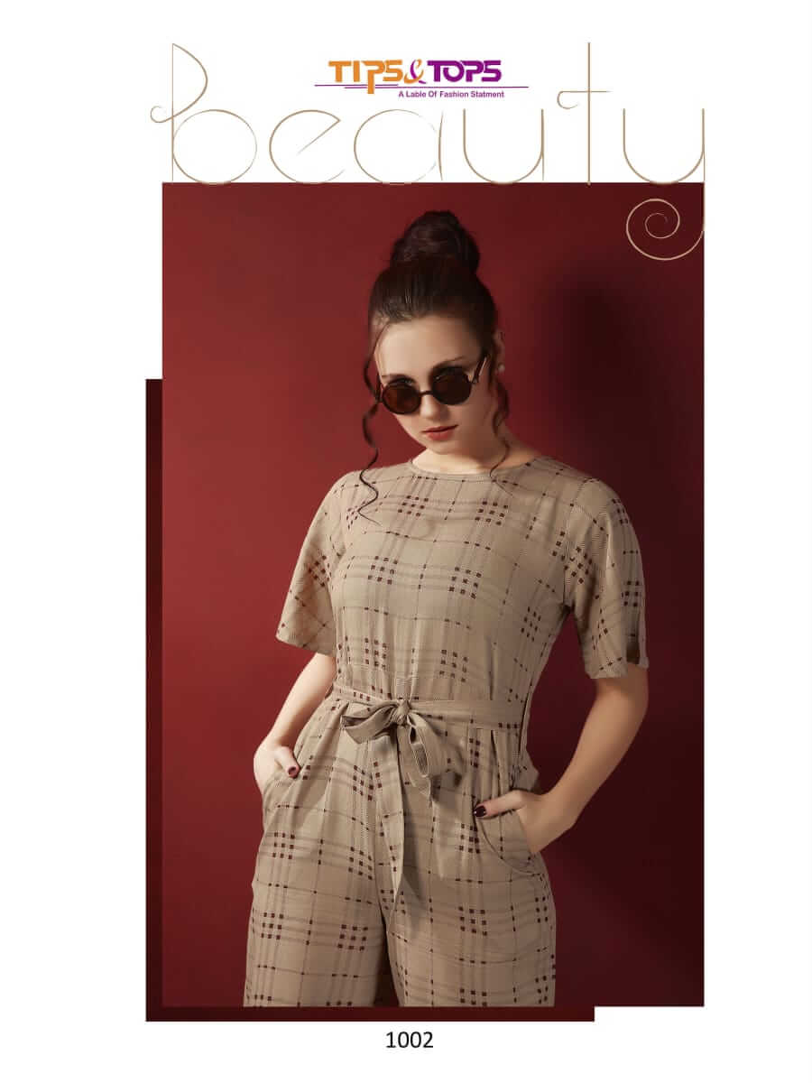 Tips Tops Jumpsuits Vol 5 collection 7