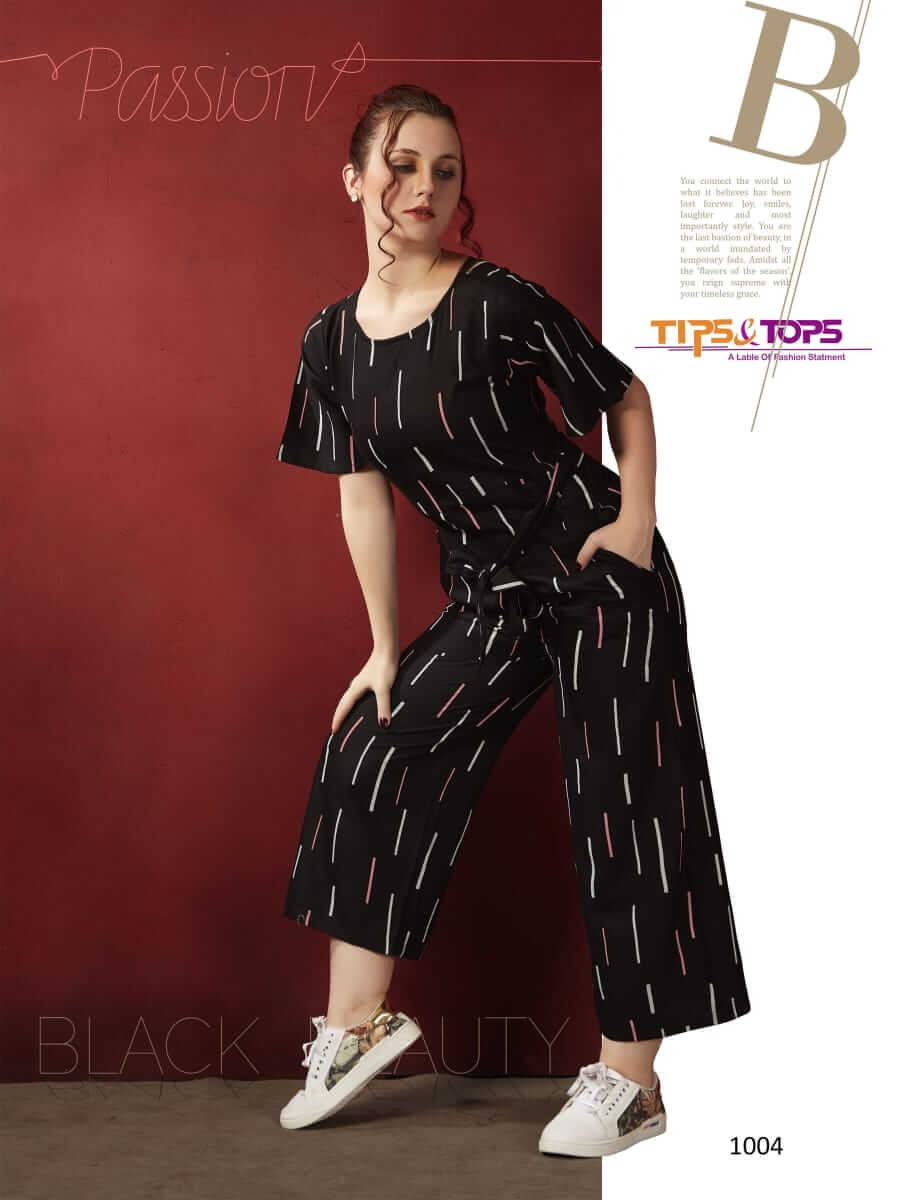 Tips Tops Jumpsuits Vol 5 collection 1