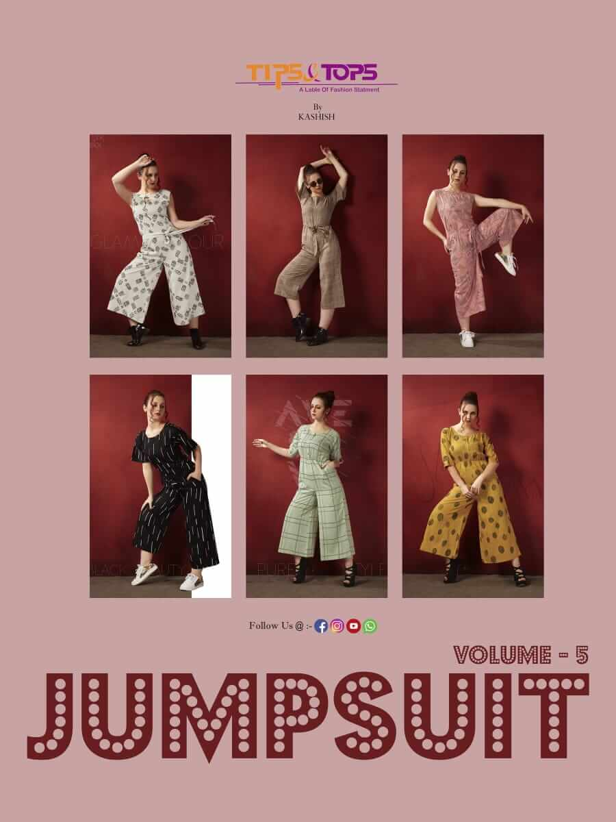Tips Tops Jumpsuits Vol 5 collection 8