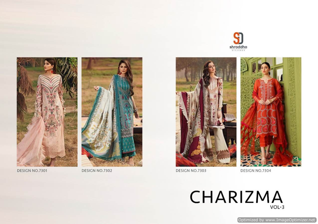 Shraddha Charizma 3 collection 5