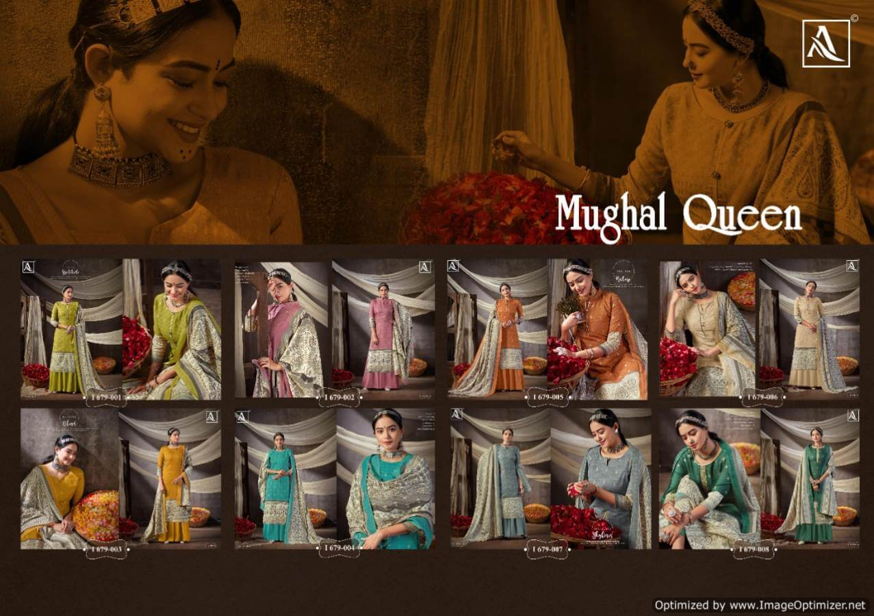 Alok Mughal Queen 2 collection 3