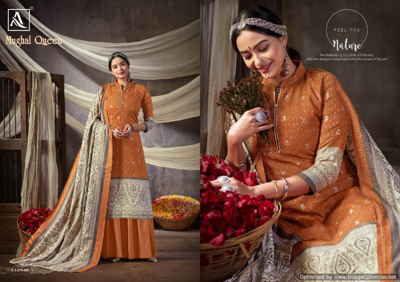 Alok Mughal Queen 2 collection 2