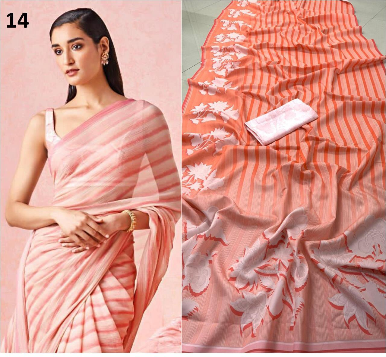 Brand New Designer Saree Collection collection 9