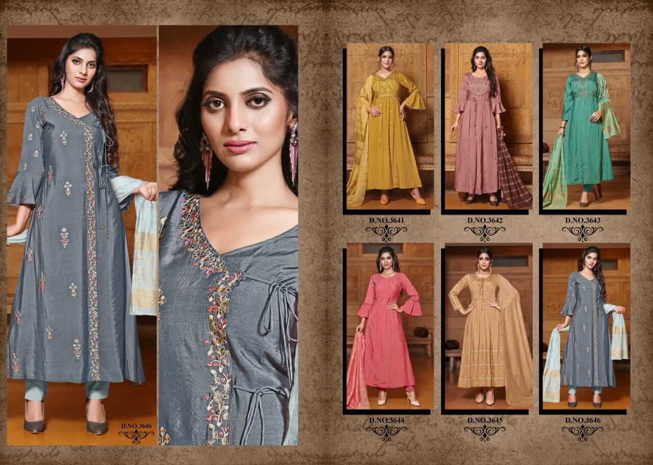 Yami Fashion Gajban collection 2