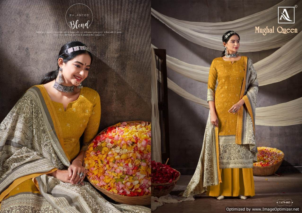 Alok Mughal Queen 2 collection 5
