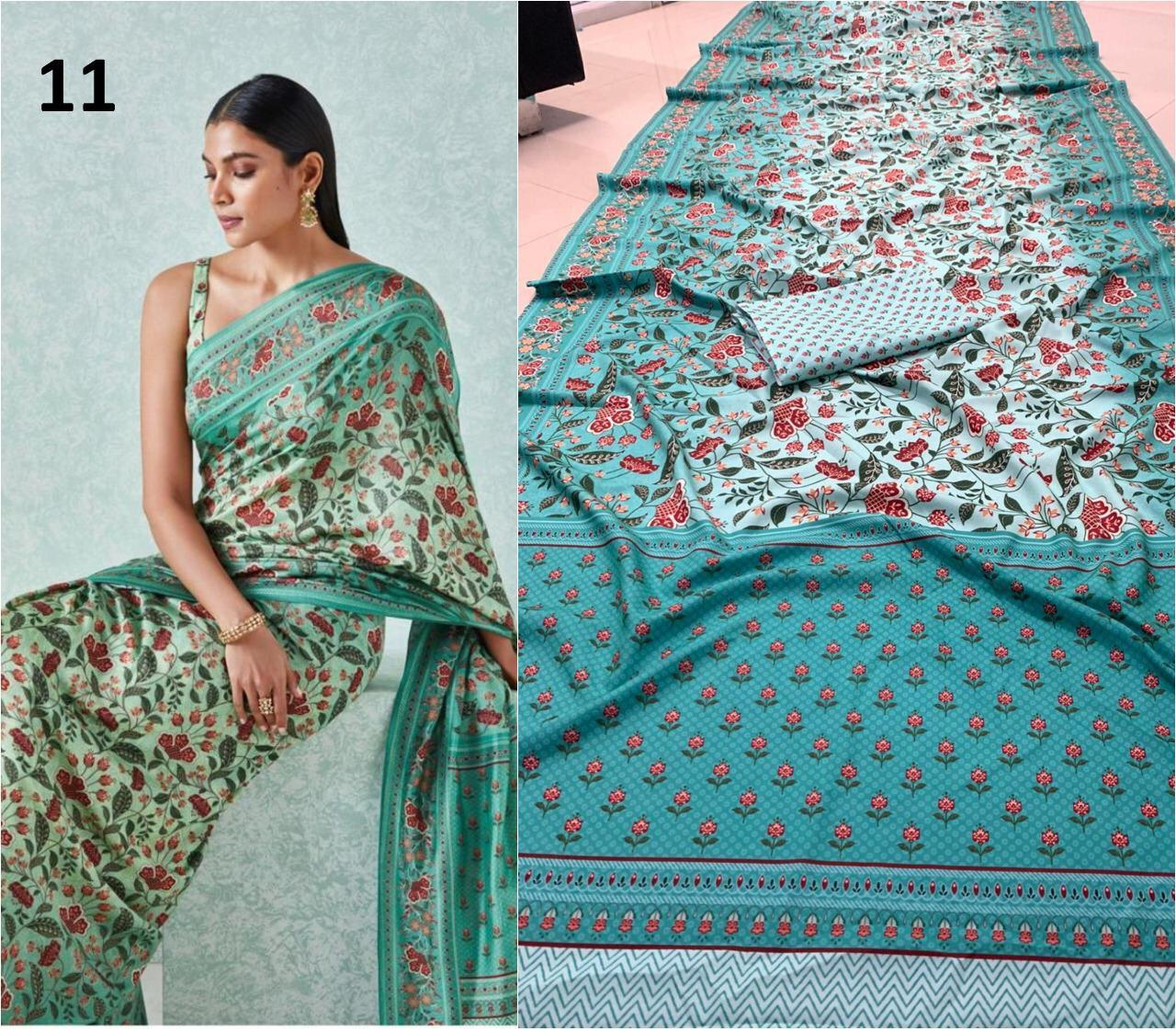 Brand New Designer Saree Collection collection 7