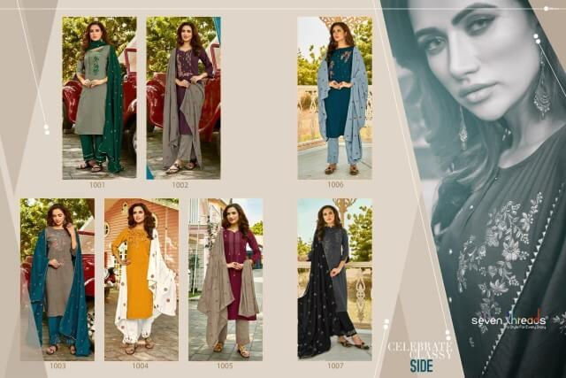 Seven Threads Shishya collection 1