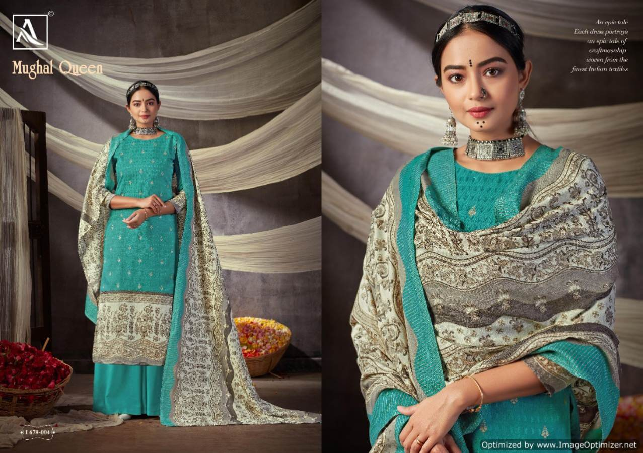 Alok Mughal Queen 2 collection 9