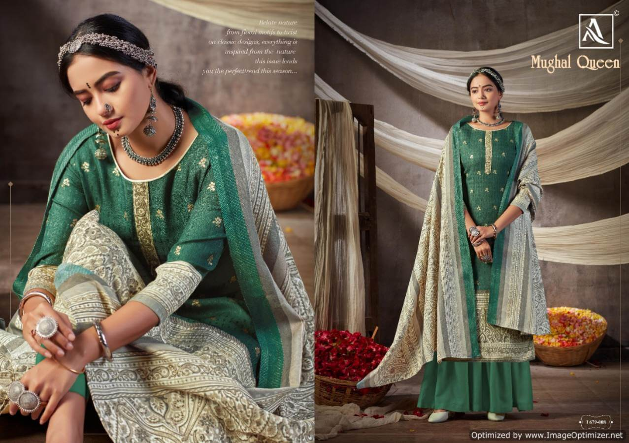 Alok Mughal Queen 2 collection 10