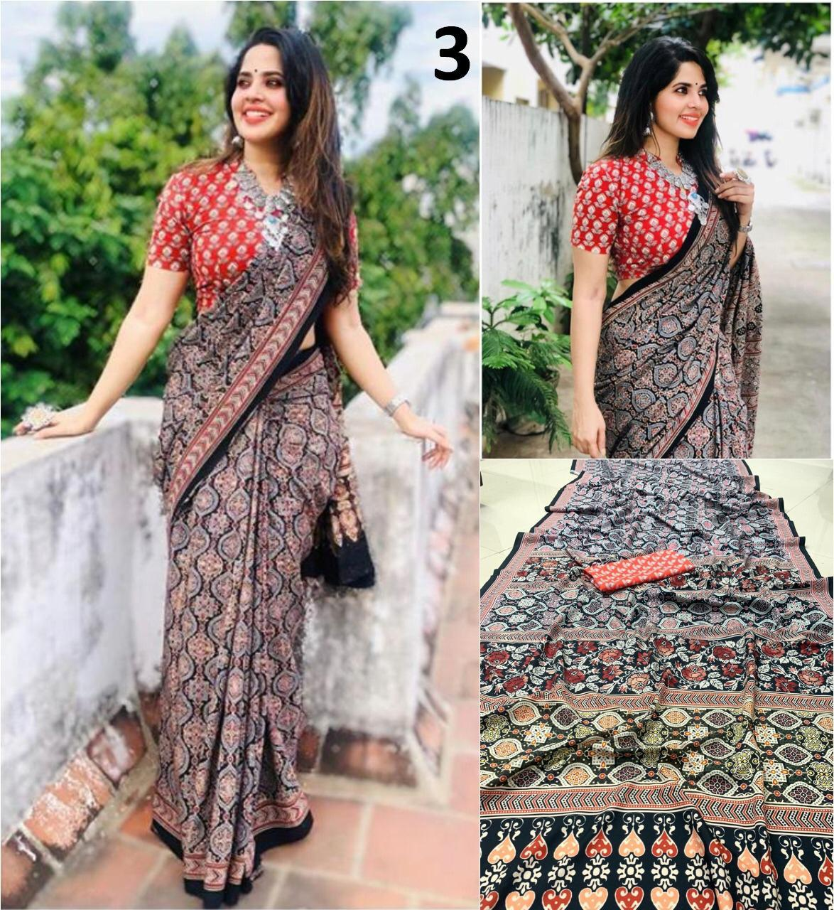 Brand New Designer Saree Collection collection 2