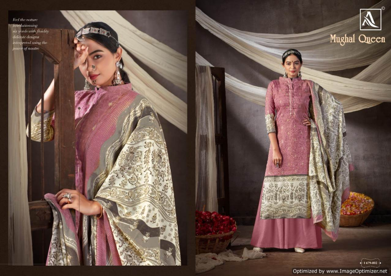 Alok Mughal Queen 2 collection 7