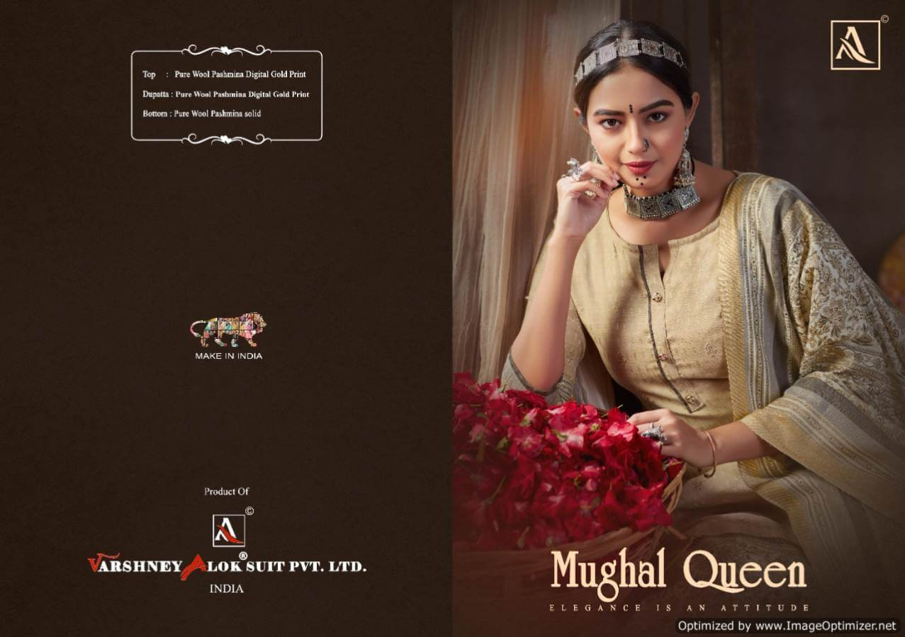 Alok Mughal Queen 2 collection 6