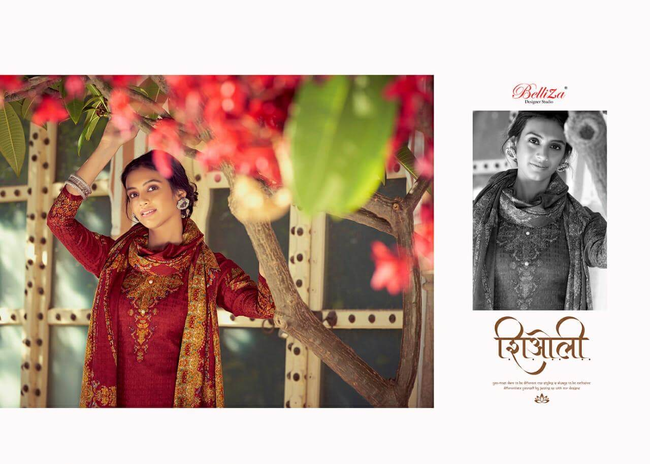 Belliza Ruhani Vol 2 collection 5