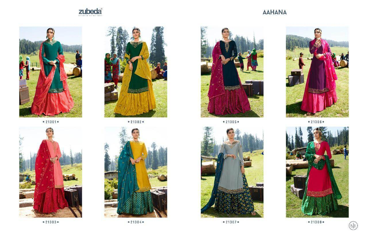 Aahana Roshni International collection 10