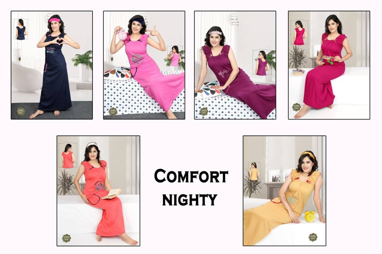 Comfort Nighty collection 6