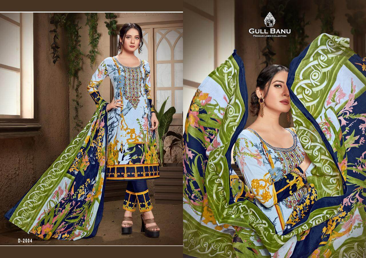 Gull Banu Vol 02 collection 1