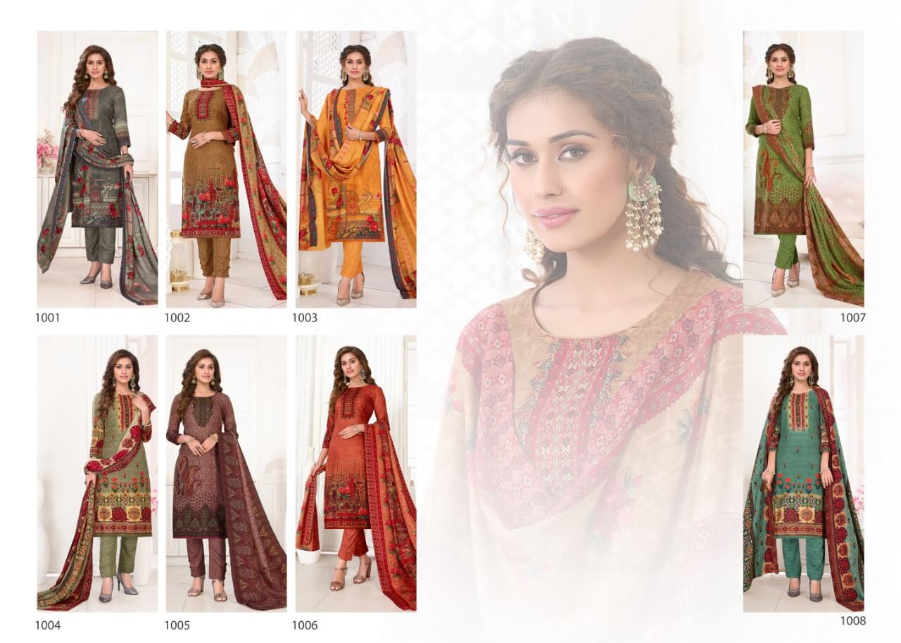 7 Clouds Aanchal collection 6