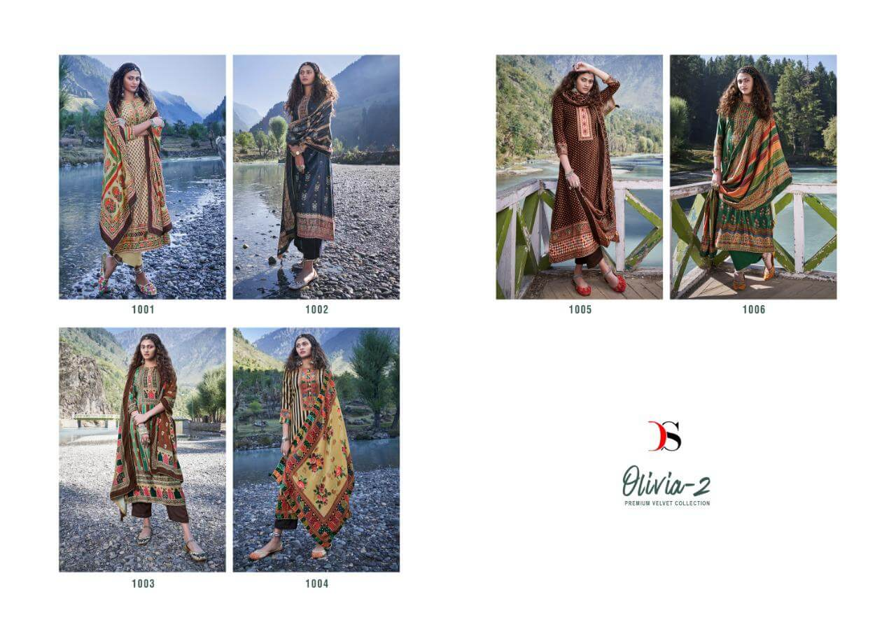 Deepsy Olivia 2 collection 13