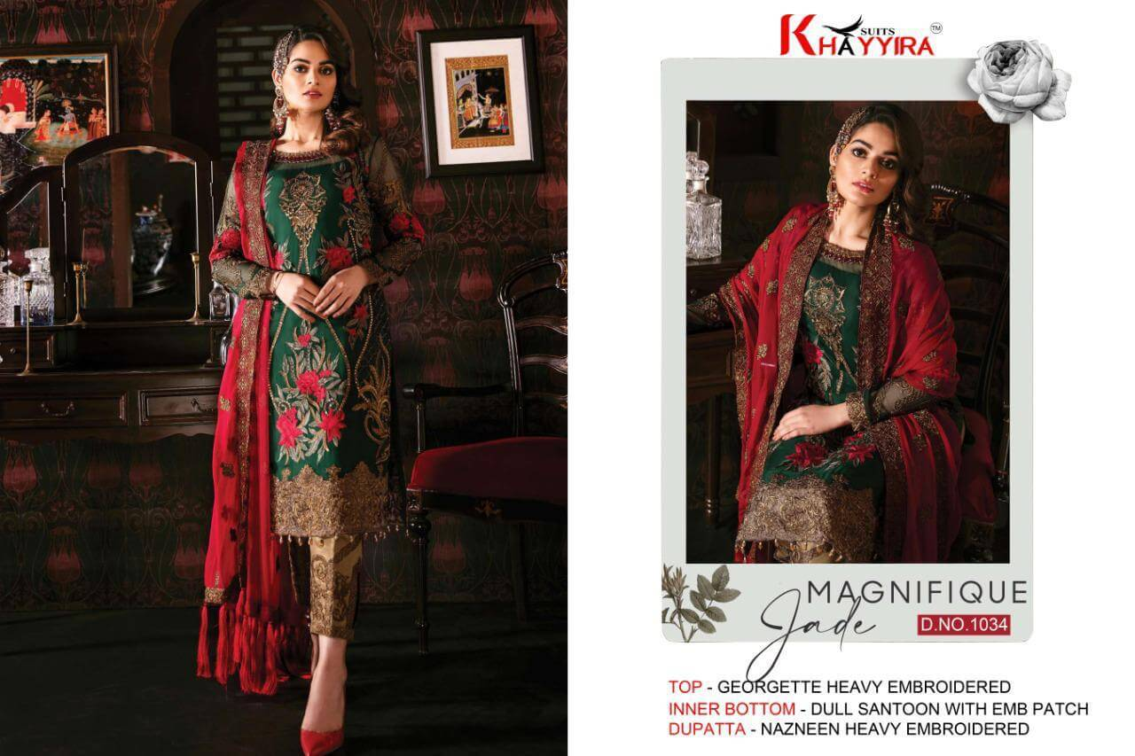 Khayyira Suits collection 5