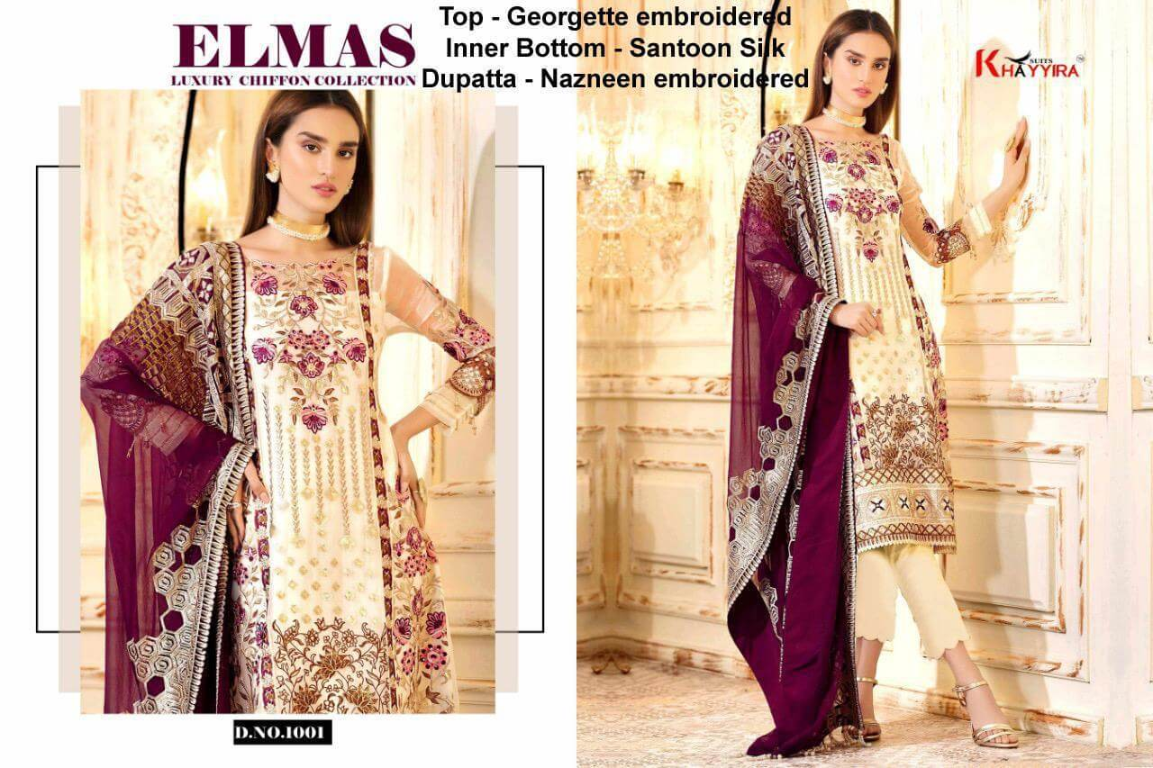 Khayyira Suits collection 4