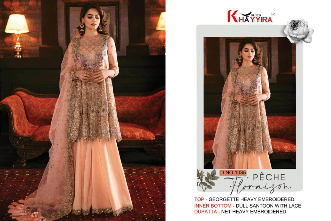 Khayyira Suits collection 2