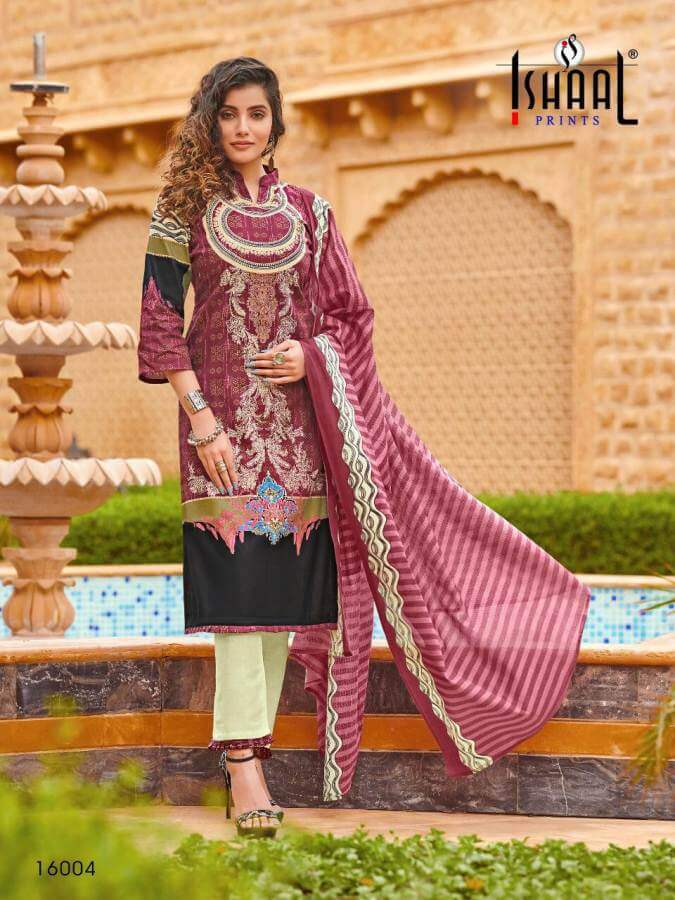 Ishaal Gulmohar 16 collection 2