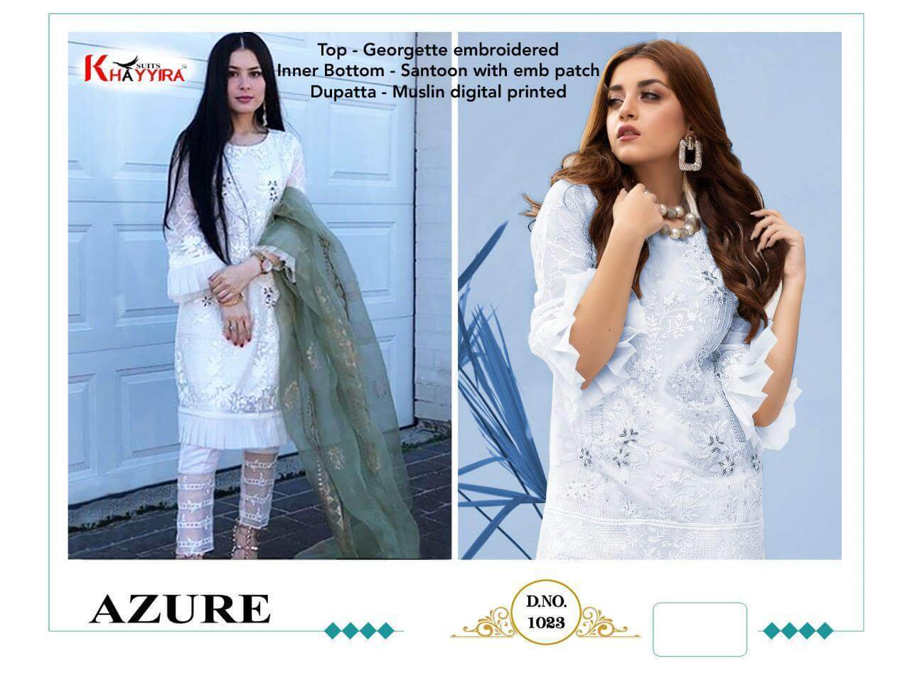 Khayyira Suits collection 9