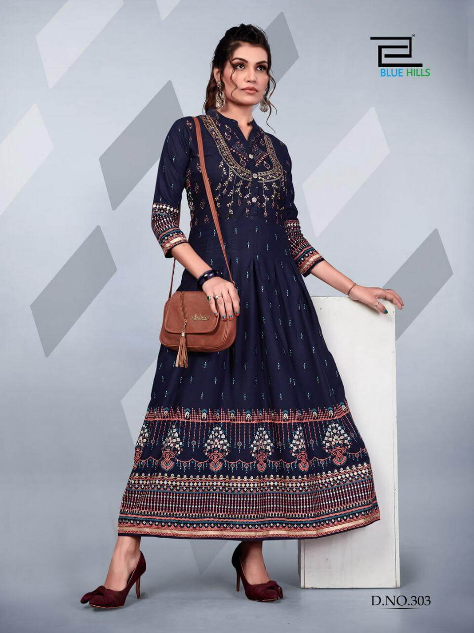 Blue Hills Glamour Vol 3 collection 8