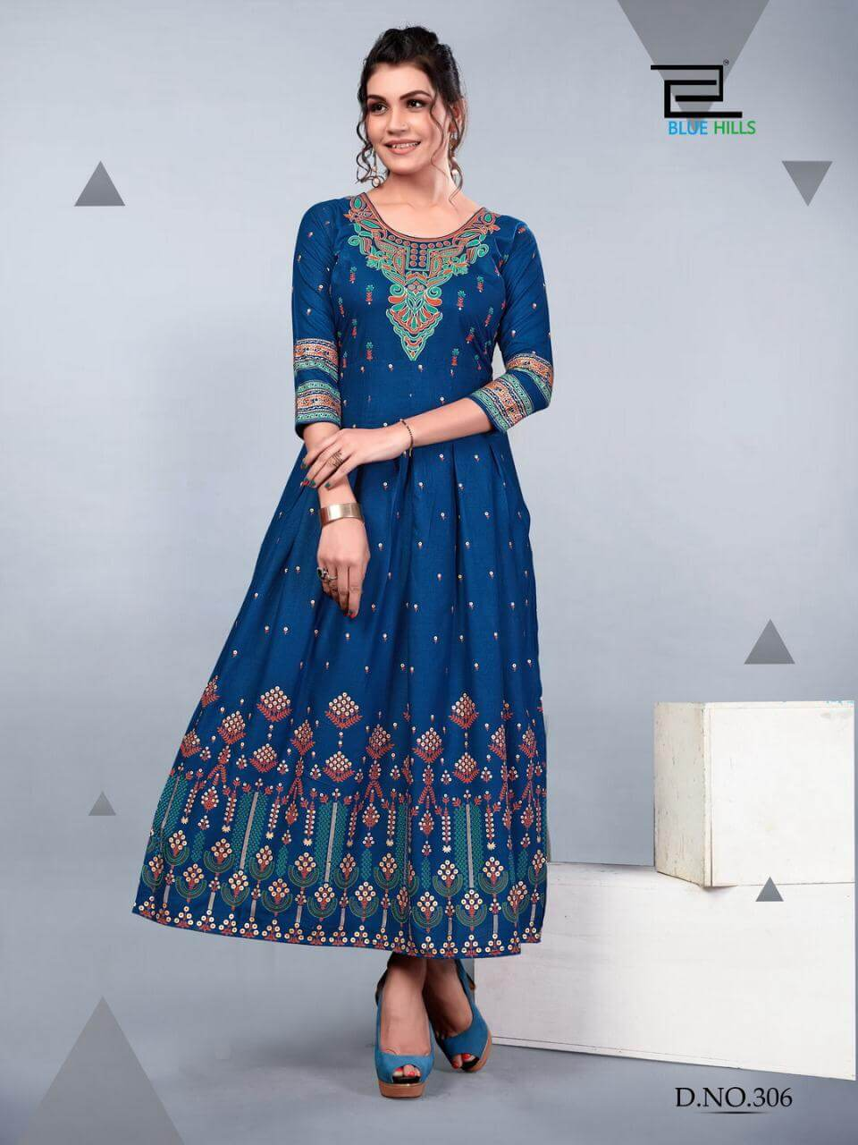 Blue Hills Glamour Vol 3 collection 6