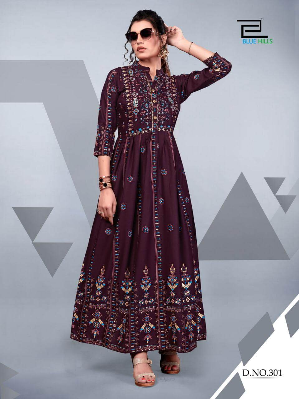Blue Hills Glamour Vol 3 collection 7