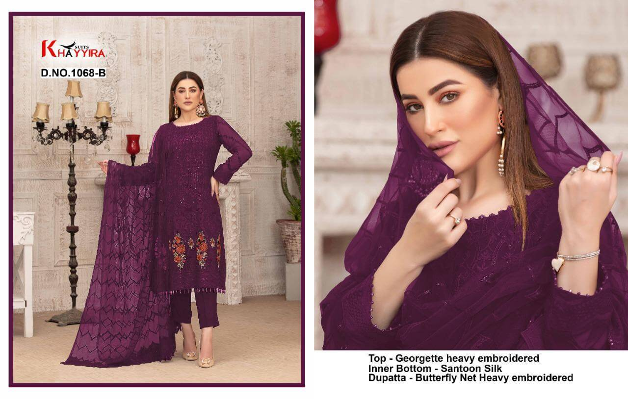 Khayyira Suits Exotic 1068 collection 3