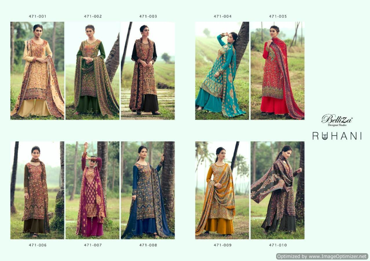 Belliza Ruhani 3 collection 7