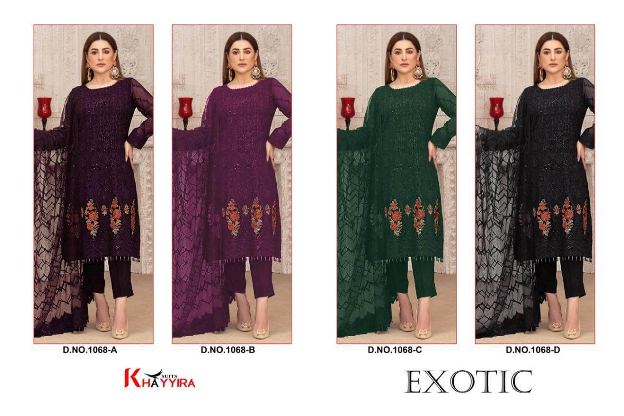 Khayyira Suits Exotic 1068 collection 4