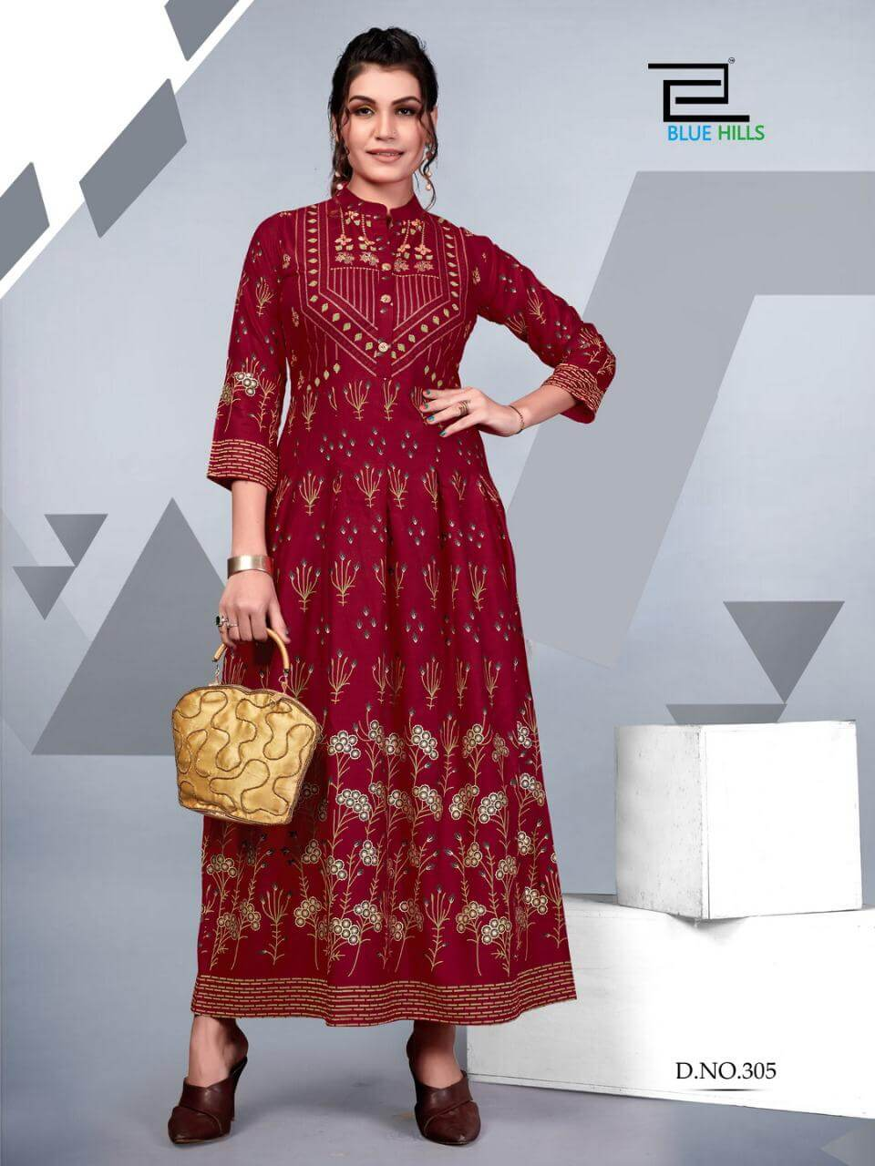 Blue Hills Glamour Vol 3 collection 10