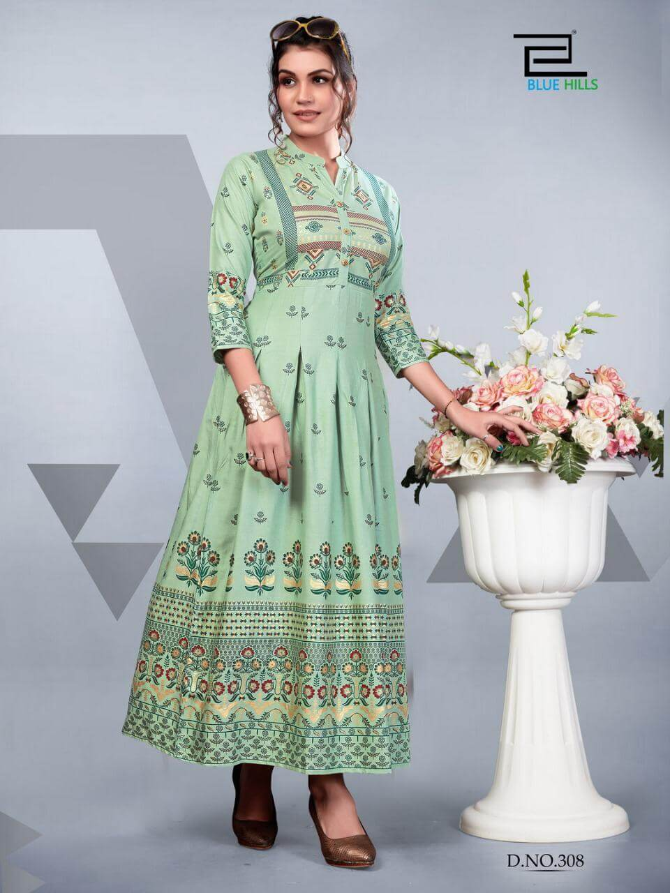 Blue Hills Glamour Vol 3 collection 4
