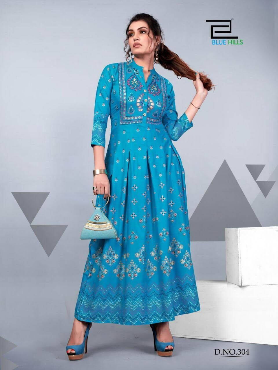 Blue Hills Glamour Vol 3 collection 9
