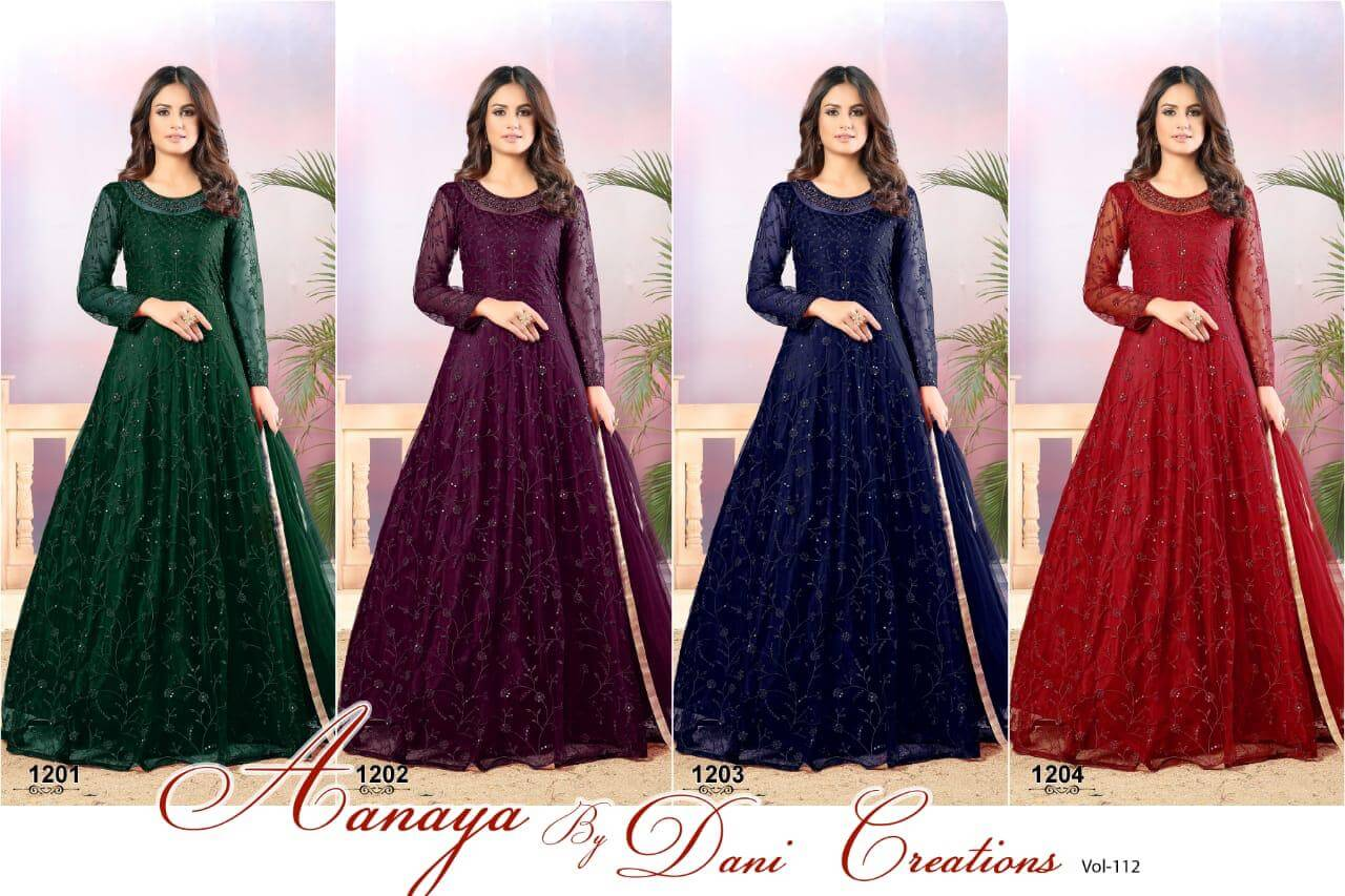 New Arrival Aanaya 112 collection 4