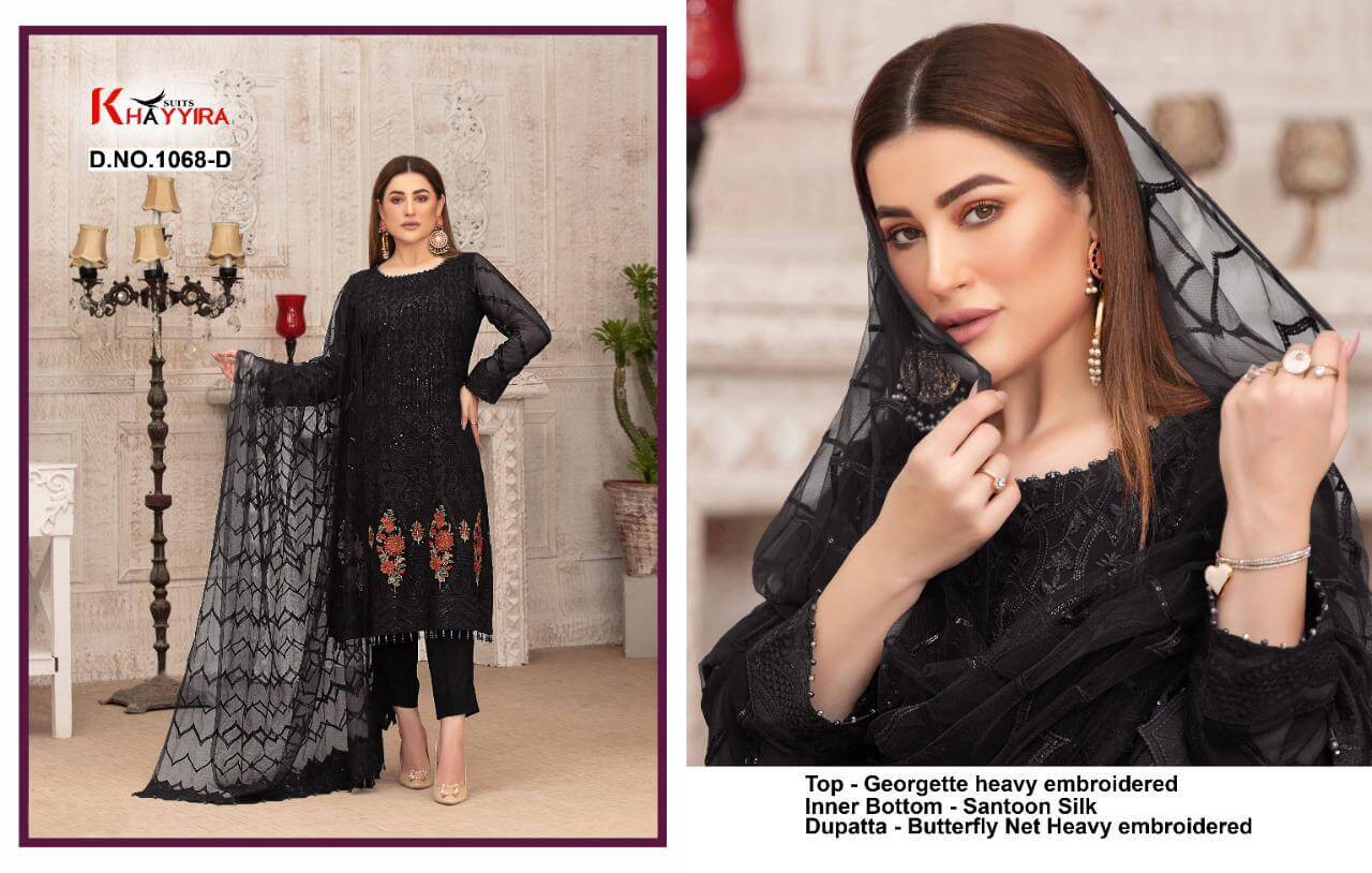 Khayyira Suits Exotic 1068 collection 2
