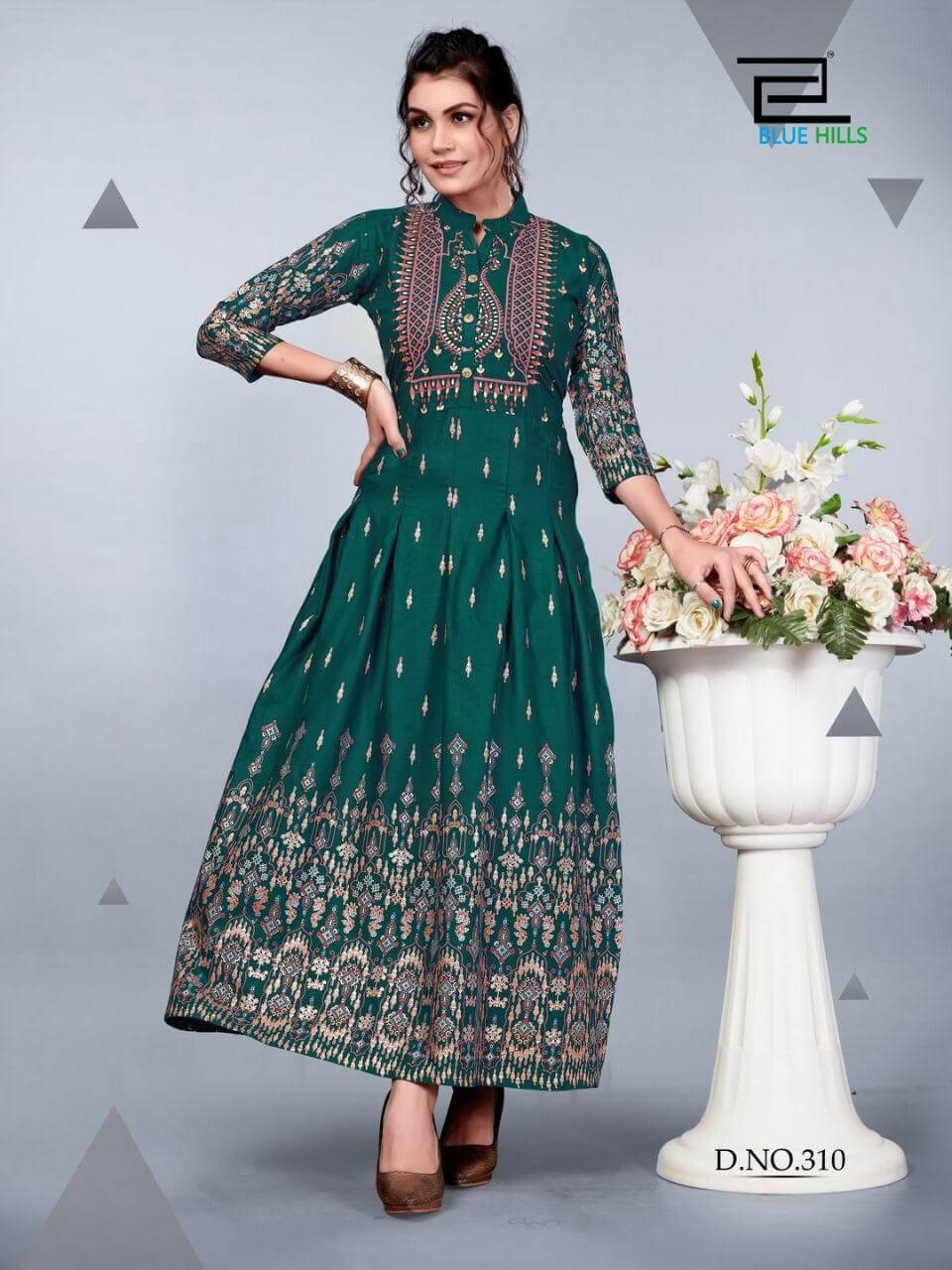 Blue Hills Glamour Vol 3 collection 2