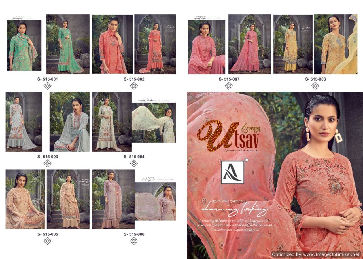 Alok Utsav collection 9